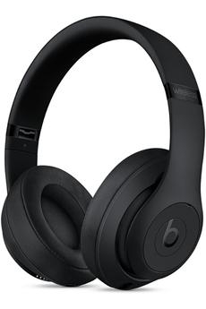 casque audio beats studio3 wireless black darty