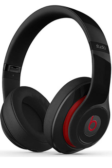 Casque arceau STUDIO WIRELESS NOIR Beats