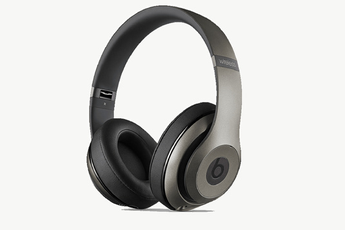 Casque arceau STUDIO WIRELESS TITANIUM Beats