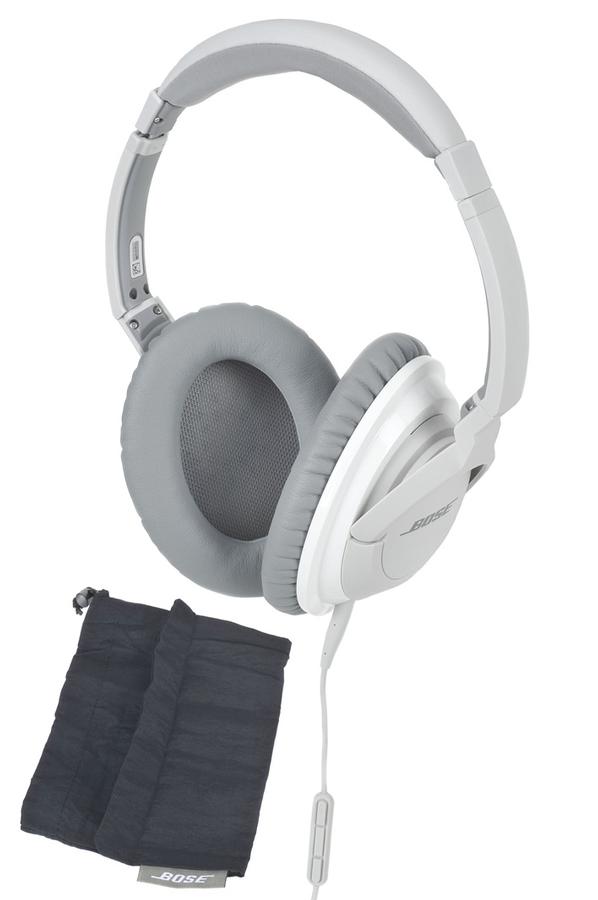 casque audio bose ae2i blanc ae2i 1360957 darty. Black Bedroom Furniture Sets. Home Design Ideas