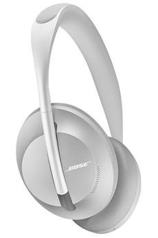 Casque audio Bose Casque Noise Cancelling Headphones 700 Silver