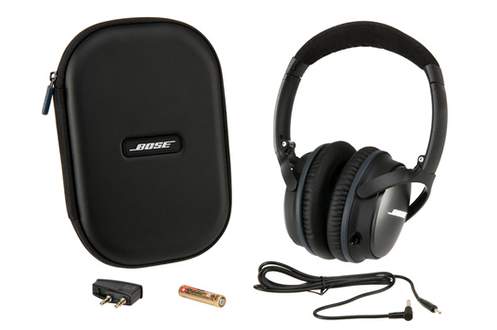 Bose QUIETCOMFORT 25 NOIR APPLE