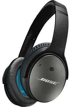 Casque audio Bose QUIETCOMFORT 25 NOIR APPLE