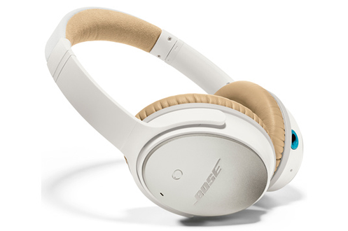 Bose QUIETCOMFORT 25 BLANC APPLE