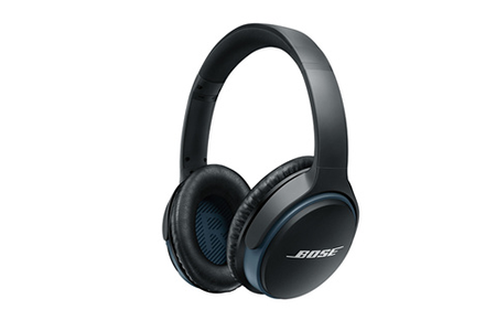 Casque Audio Bose Soundlink Ii Bluetooth Noir Darty