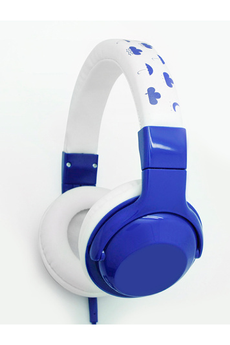Casque arceau KidSound BLUE Dcybel