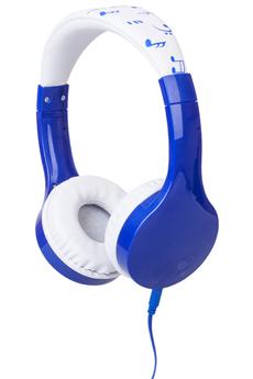 Casque audio Dcybel KidSound Bleu II