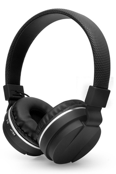 Casque audio Dcybel LIBERTY BLACK