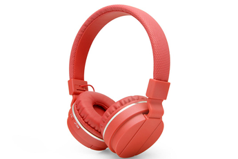 Casque arceau LIBERTY RED Dcybel