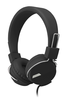 Casque audio Dcybel VIBES BLACK