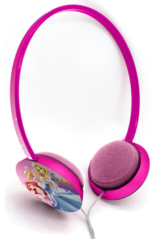 Casque audio Disney DSY-PRINCESS KIDS