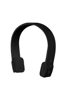 Casque arceau H.EAR Bluetooth noir Halterrego