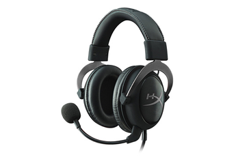 Casque audio Hyper X CLOUD II GUN METAL