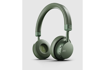 Casque audio Jays a-Seven Wireless vert