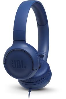Casque audio Jbl JBLT500 Bleu