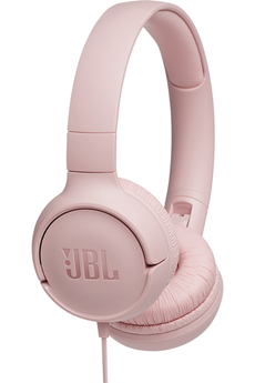 Casque audio Jbl JBLT500 Rose