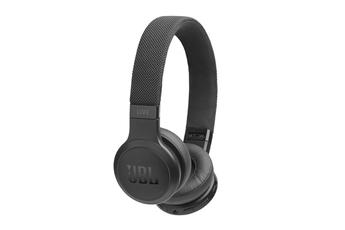 Casque audio Jbl supra-auriculaire Live400BT noir