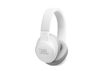 Casque audio Jbl SUPRA-AURICULAIRE LIVE500BT BLANC