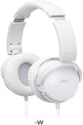 Casque arceau Jvc HA-S660 blanc
