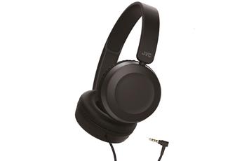 Casque audio Jvc Casque supra-aural filaire HA-S31M noir