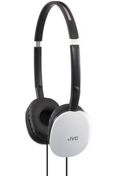 Casque audio HA-S160 BLANC Jvc