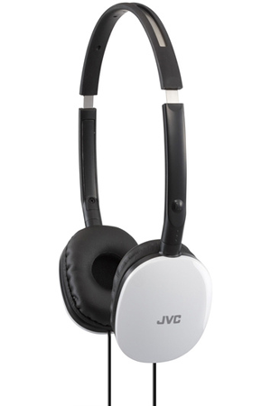 casque audio jvc ha s160 blanc darty. Black Bedroom Furniture Sets. Home Design Ideas