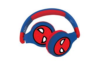 Casque audio Lexibook Casque 2 en 1 Spider-Man