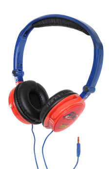 Casque audio HP010SP SPIDER-MAN Lexibook.