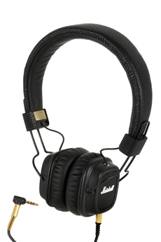 Casque arceau MAJOR II BLACK Marshall