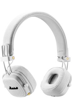 Casque audio Marshall Major 3 BT Blanc