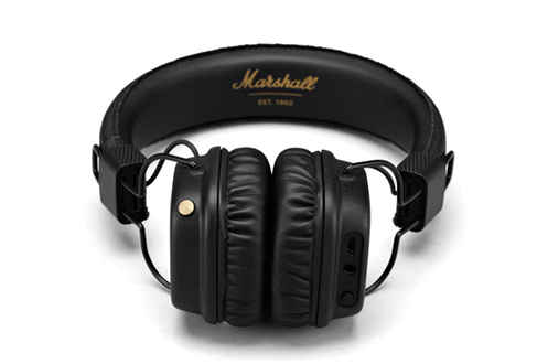 Marshall MAJOR II BLACK BLUETOOTH