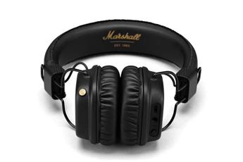 Casque audio Marshall MAJOR II BLACK BLUETOOTH