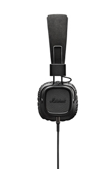 Casque arceau MAJOR 2.0 PITCH BLACK Marshall