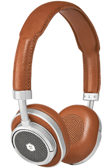 Casque audio Master & Dynamic MW50+ WL Brun
