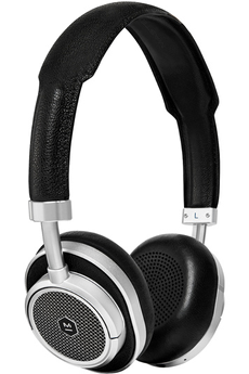 Casque audio Master & Dynamic MW50+ WL Noir Silver