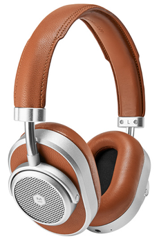 Casque audio Master & Dynamic MW65 - Brown Silver