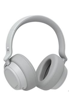 Casque audio Microsoft Surface Headphones 2 - Casque Bluetooth à réduction de bruit - Gris Platine