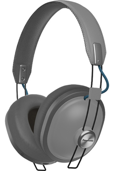 Casque audio Panasonic HTX80B gris