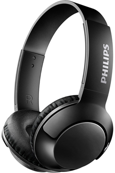 Casque audio Philips SHB3075BK/00 NOIR