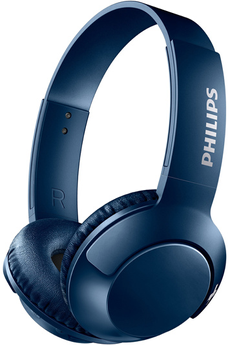 Casque audio SHB3075BL/00 BLEU Philips