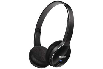 Casque arceau SHB4000 Noir Bluetooth Philips