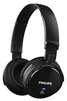 Casque arceau SHB5600BK/10 Philips