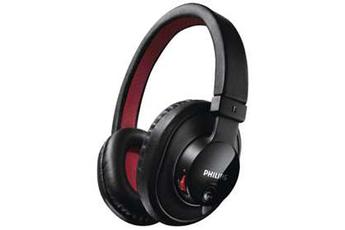 Casque arceau SHB7000 Noir Bluetooth Philips