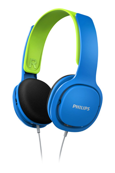 Casque audio SHK2000BL/00 Philips