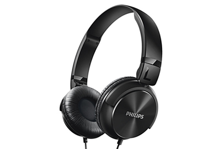 Casque Audio Philips Shl3060bk00 Darty