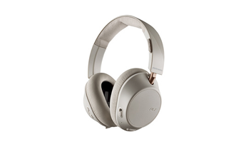Casque audio Plantronics BACKBEAT GO 810 Blanc