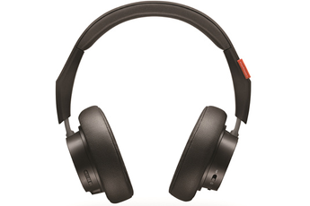 Casque audio Plantronics Backbeat GO 600 Noir