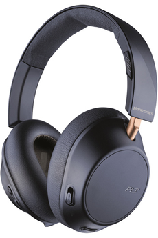 Casque audio Plantronics BACKBEAT GO 810 Bleu