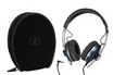 Sennheiser MOMENTUM ON-ear bleu photo 2