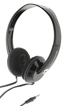 Casque arceau UPROCK BLACK Skullcandy